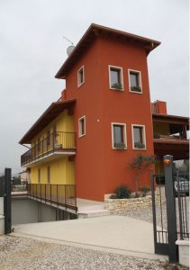 Casa Zuane camere a Rivoli Veronese